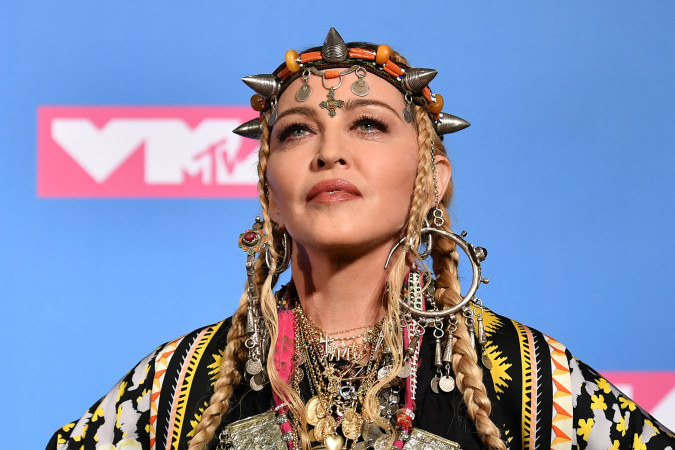 "New single ""I Rise"" by Madonna"