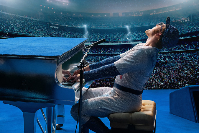 "First trailer of ""Rocketman"" - Elton John"