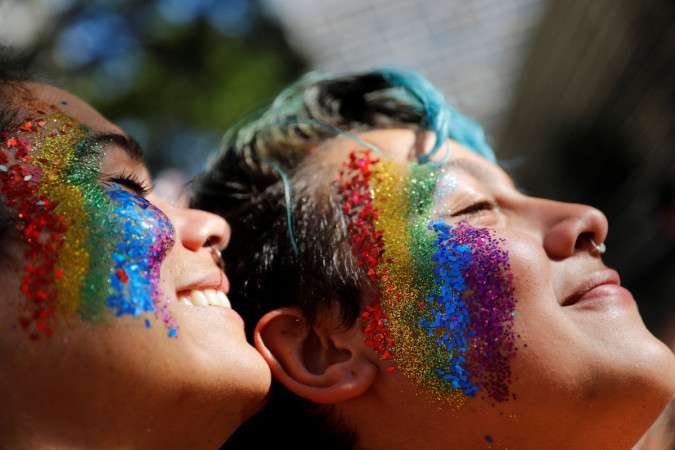2.5 mln people attended San Paulo Pride Parade