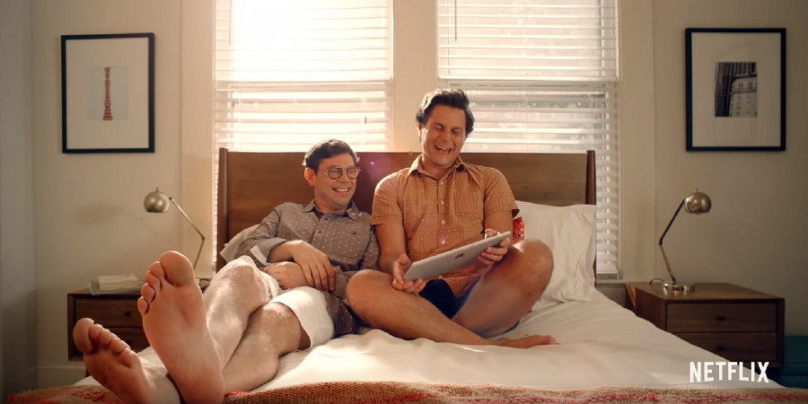 Netflix series Special explores life as a gay disabled man