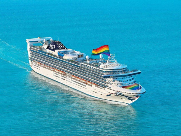 P&O Australia to launch first ever LGBT+ Pride cruise