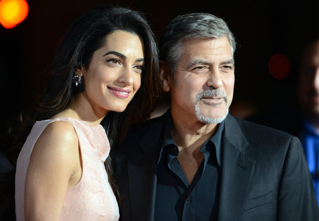 George and Amal Clooney are monitoring oppression of LGBTI
