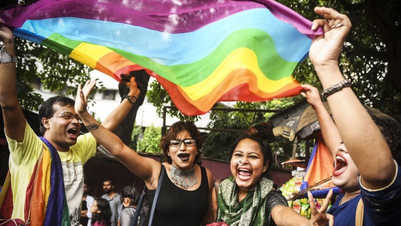 Intersex activist makes history and runs for election in India