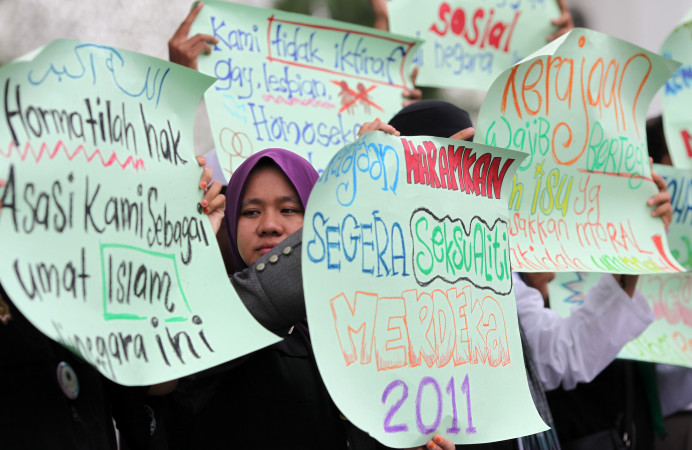 Tough laws on LGBT+ Muslims from Malaysia