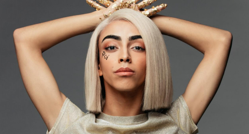 Bilal Hassani to represent France at Eurovision 2019