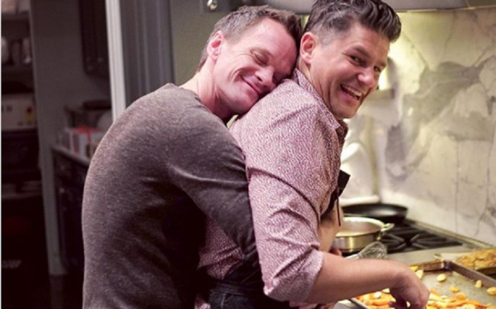 Neil Patrick Harris And Husband David Burtka Celebrate 16th  Anniversary