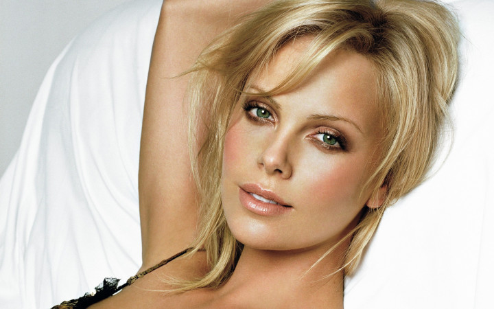 Charlize Theron reveals her daughter is trans