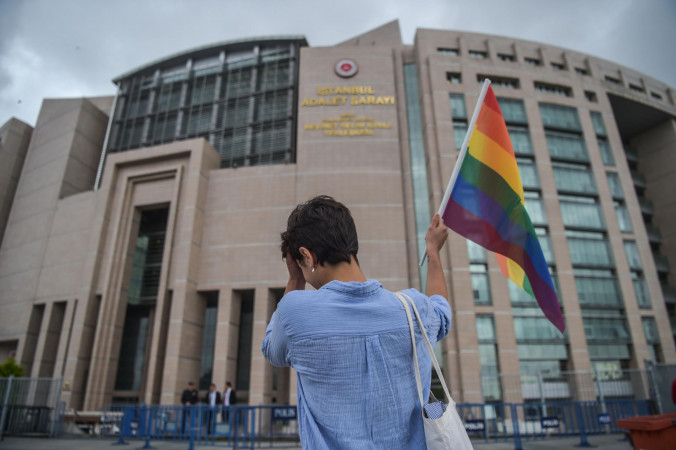 Turkish court lifts ban on Pride events in Ankara