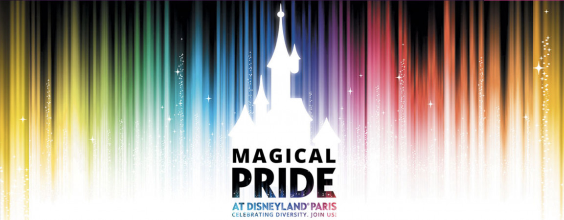 "Disneylan Paris announces ""Magical Pride"""
