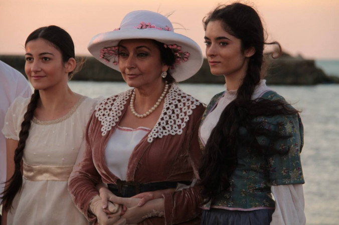 Women in Azerbaijan Cinema