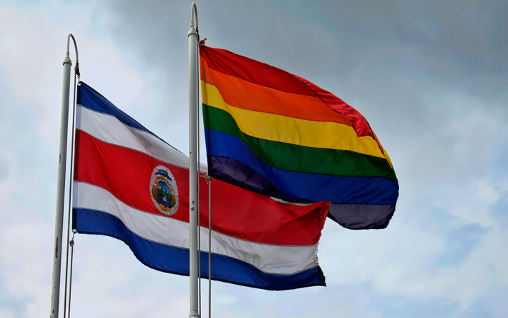 Costa Rica set to pass equal marriage bill