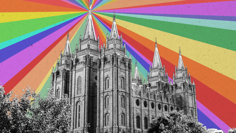 The Mormon Church to Allow Baptisms for Children of LGBTQ Parents