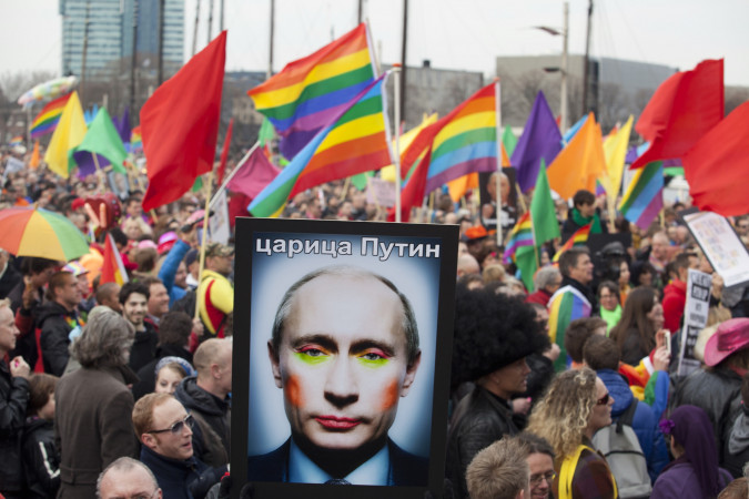 Russia will never have same-sex marriage