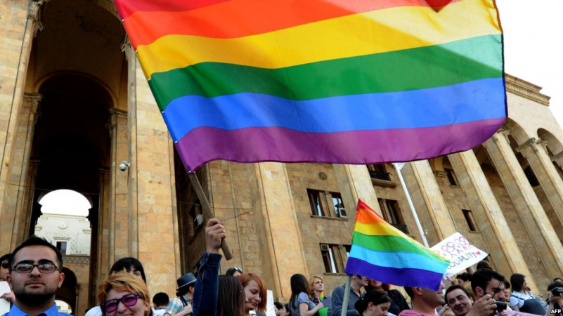 Pride Parade in the Caucasus