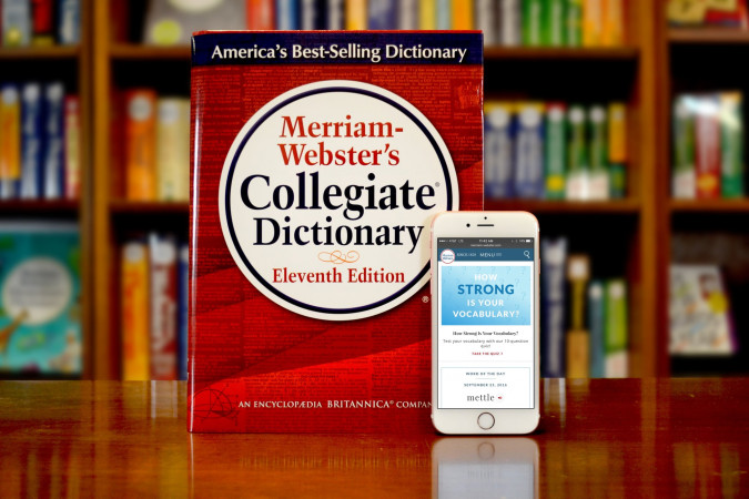Merriam Webster adds trans-inclusive words dictionary