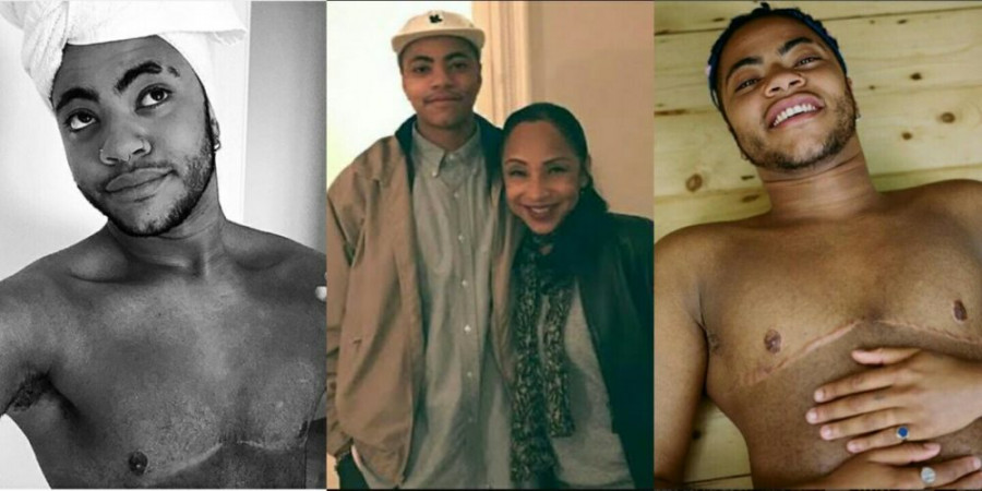 Sade's transgender son wrote a letter to her