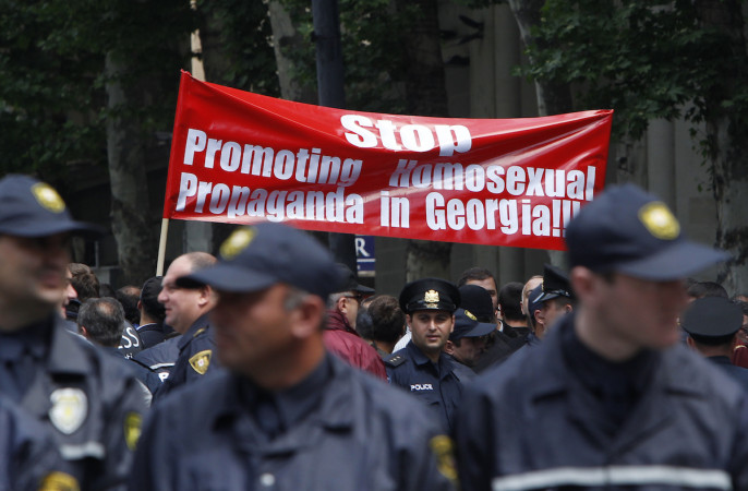 Georgian far right vows to shut down upcoming LGBT parade